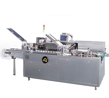 Horizontal Cartoning Machine