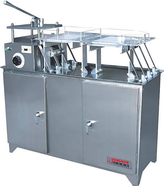 capsule manual filling machine