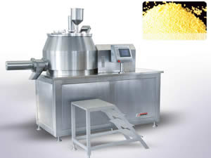 Super Mixing Granulator